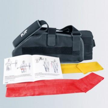 Kit per la riabilitazione della spalla (Elastico + Libretto esercizi)