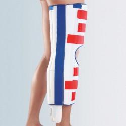 PTS - Ginocchiera PTS con supporto tibiale superiore