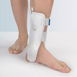 CVO 601 - tutore bivalve PNEUMATICO per caviglia