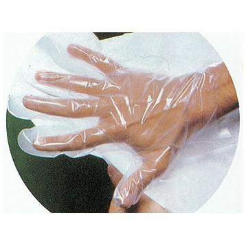 GUANTI IN COPOLIMERI SU CARTA - non sterili - conf. 1000 pz.