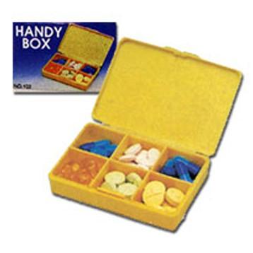 PORTAPILLOLE GIORNALIERO HANDY BOX