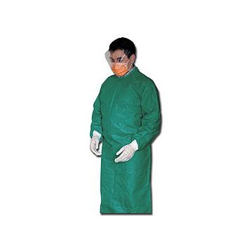 CAMICE CHIRURGICO MONOUSO - sterile - verde - conf. 50 pz.