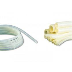 TUBO SILICONE - spessore 3.5 mm - 8 x 15 mm - 1 rotolo 30 m