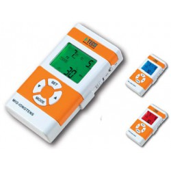 Elettroterapia portatile - ionoforesi / tens / rehab / ems / fes