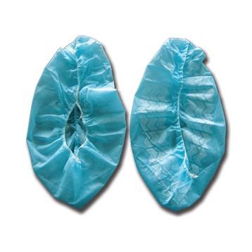 COPRISCARPE MONOUSO - azzurro - conf. 100 pz.