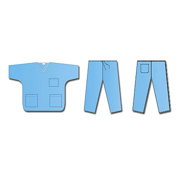 UNIFORME TNT CASACCA + PANTALONI - conf. 50 pz.