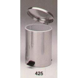 CESTINO RIFIUTI - acciaio inox