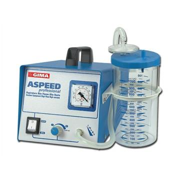ASPIRATORE CHIRURGICO ASPEED - 230V - pompa doppia