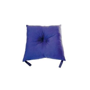 Cuscino con depressione centrale in fibra cava siliconata