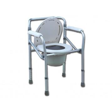 Sedia comoda wc per anziani e disabili