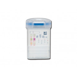 CUP TEST DROGHE - 8 parametri + adulteranti - conf. 25 pz.