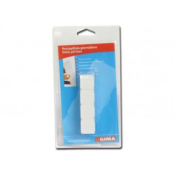 PORTAPILLOLE GIORNALIERO - bianco - scatola/blister