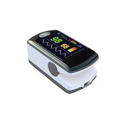 Pulsossimetro portatile da dito con connessione a personal computer – intermed sat-300