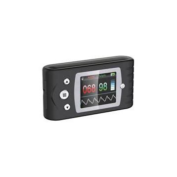 Pulsossimetro portatile con sonde intercambiabili – intermed sat-500