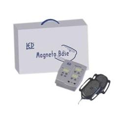 Apparecchiatura per magnetoterapia – led magneto base +