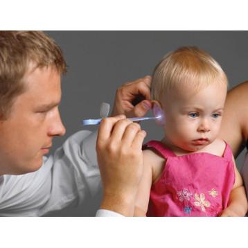 INFANTSCOOP - trasparente + 1 illuminatore LED