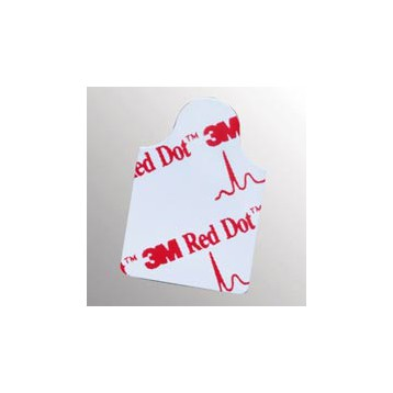 Elettrodo per monitoraggio cardiaco - red dot 2330