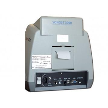 SONOST 3000 - OSTEODENSITOMETRO - con software