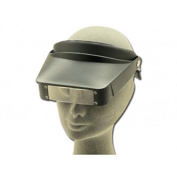 HEAD LOUPE - sistema a doppio livello di ingrandimento (2,2X - 3,3X)