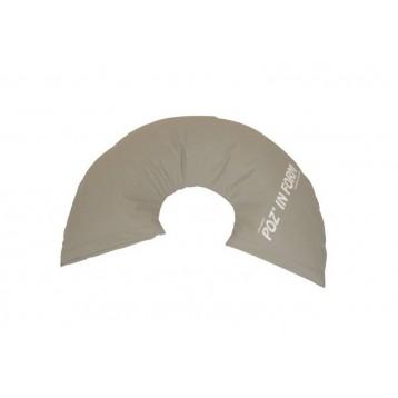 Cuscino posizionatore semicircolare