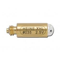 LAMPADINA HEINE 035 2.5V - per laringoscopi F.O. (cod. 34400/01)