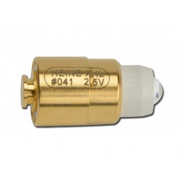 LAMPADINA HEINE 041 2.5V - per Fibralux