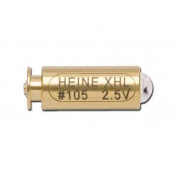 LAMPADINA HEINE 105 2.5V - per otoscopi F.O. Mini 3000