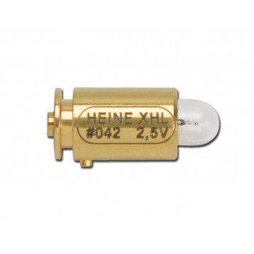 LAMPADINA HEINE 042 2.5V - per oftalmo Mini 2000