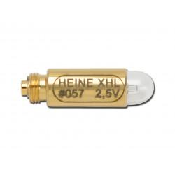 LAMPADINA HEINE 057 2.5V - per specchietti Mini 2000/3000