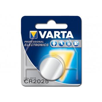 BATTERIA LITIO BOTTONE VARTA 2025