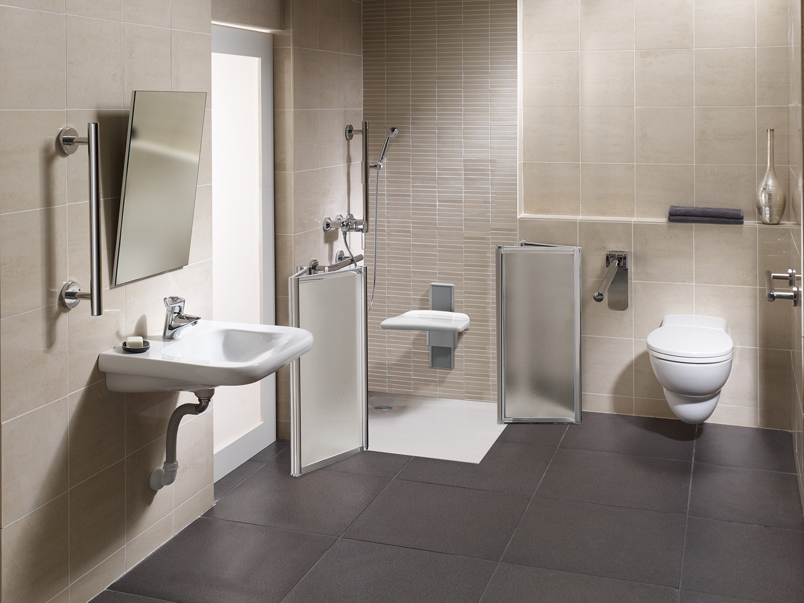 Quali sono i prodotti per la sicurezza degli anziani in bagno - Accessori bagno disabili ...