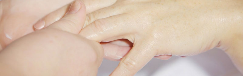 doloroso mano