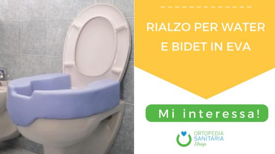 Riduttore Per Wc Disabili.Rialzi Per Water Ideali Per La Sicurezza Di Disabili Ed Anziani