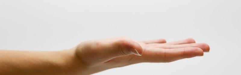 Ferula per estensione dinamica dito: alcuni consigli