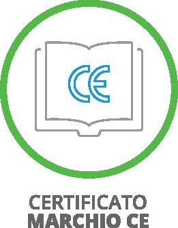 Certificato Marchio CE